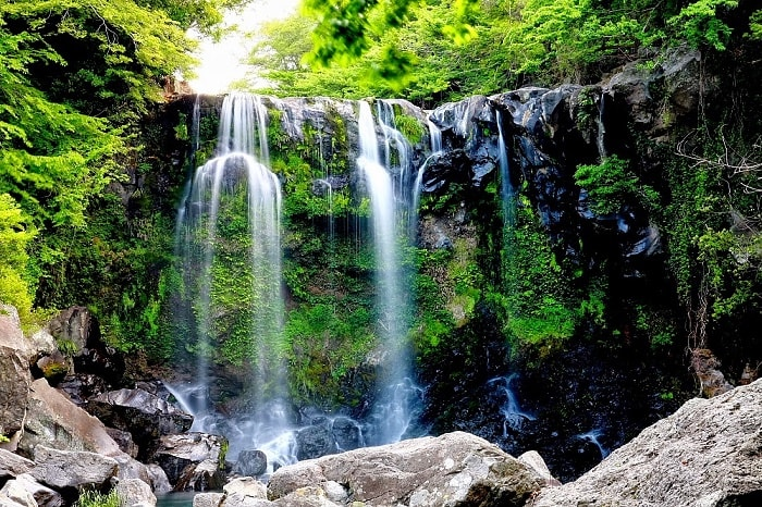thác-cheonijiyeon