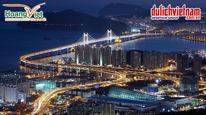 Thành phố biển Busan, Hàn Quốc