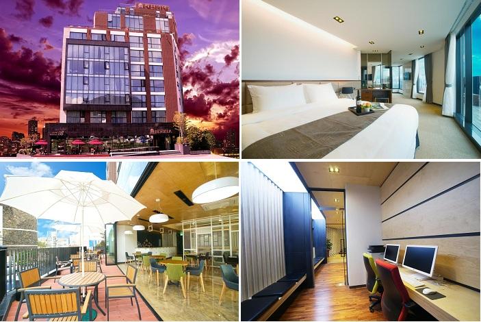 Khách sạn 3 sao tại Jeju sang trọng, hiện đại, đầy đủ tiện nghi