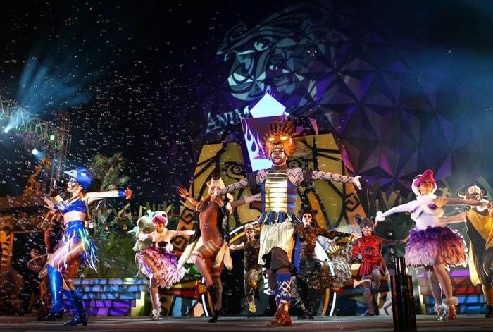 Lễ hội tại Seoul Land