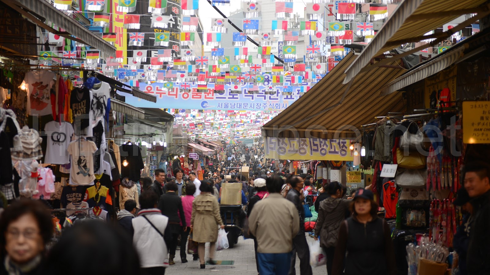mua sắm tại Dongdaemum