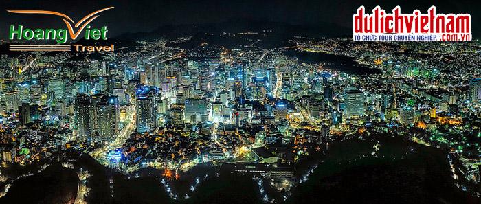 Toàn cảnh thành phố Seoul