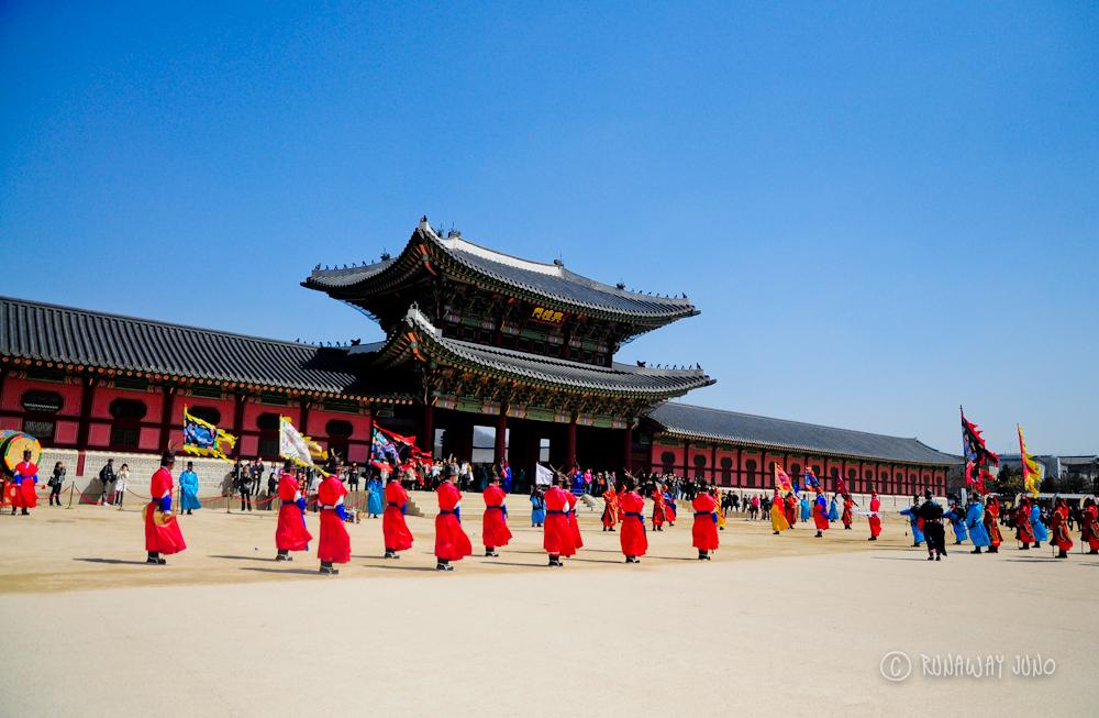 Cung điện Hoàng gia Kyung bok
