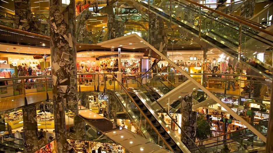 Khu mua sắm sầm uất nhất Seoul - Dongdaemun