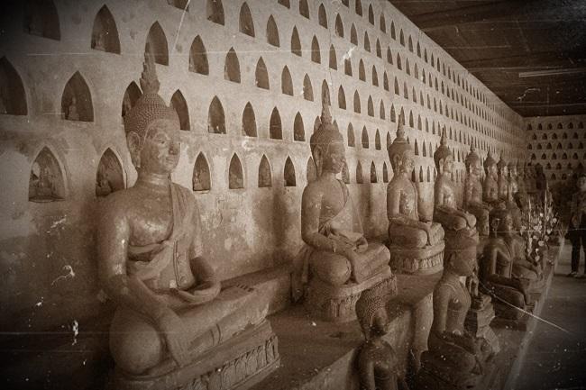 Đền Wat Si Saket