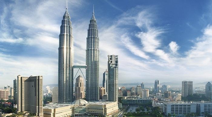 Kết quả hình ảnh cho Tháp đôi Petronas