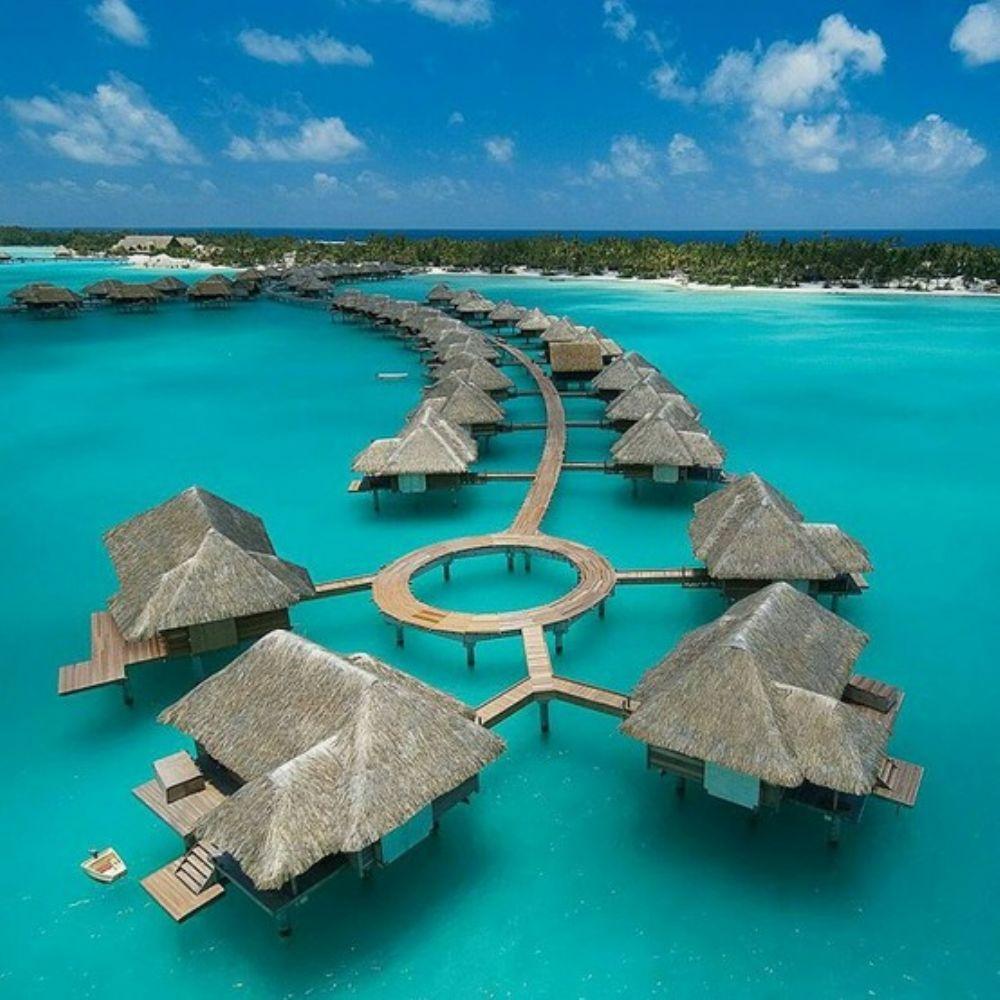 Thiên đường Maldives tuyệt diệu