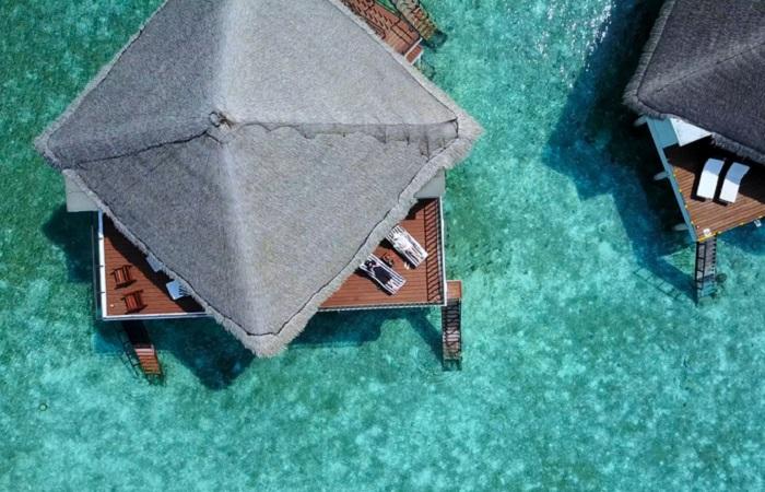 Biển Maldives