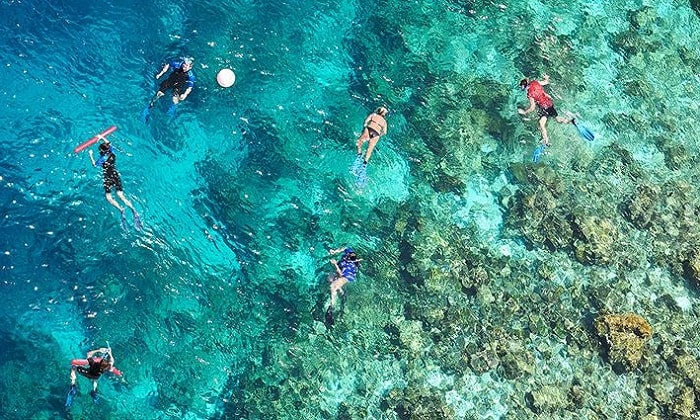Du khách ưa thích lặn biển tại Maldives