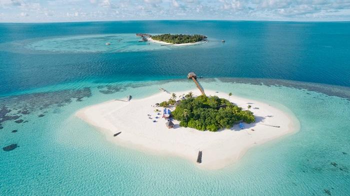 Các đảo thiên đường Maldives