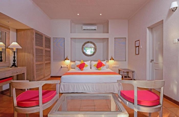 Phòng ngủ Adaaran Club Rannalhi