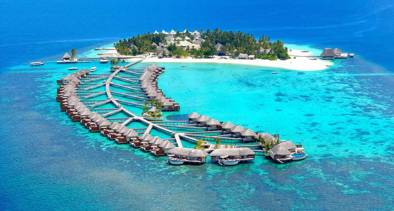 Maldives - Thiên đường nơi hạ giới