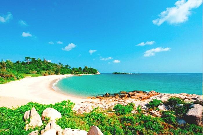 Đảo Batam yên bình