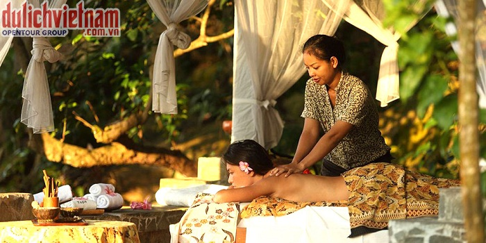Nghệ thuật Massage Indonesia