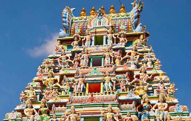 Khám phá kiến trúc Hindu ấn tượng tại Singapore