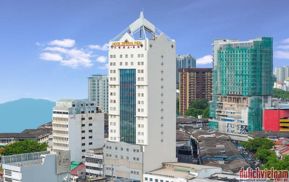 Tổng quan khách sạn Sentral Pudu 3 sao