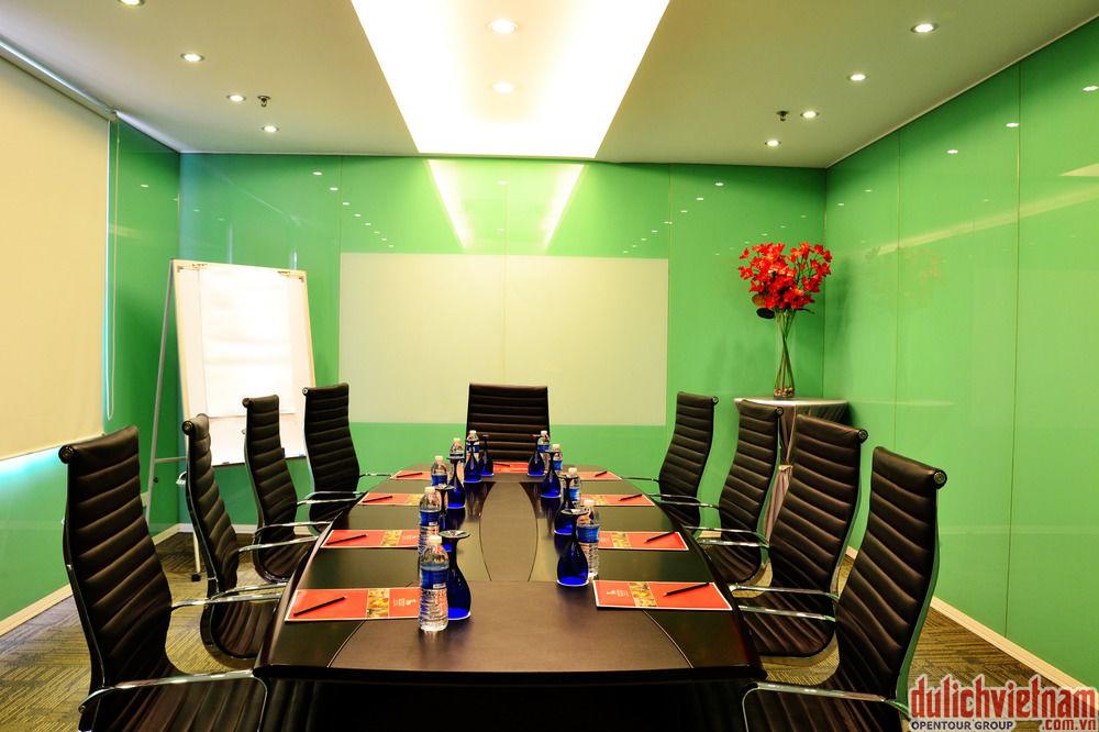 Phòng họp cho doanh nghiệp với nhiều thiết bị tối tân nhất