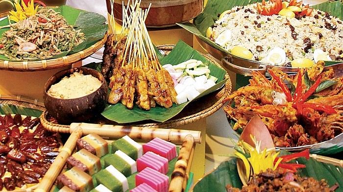 Ẩm thực Malaysia hấp dẫn