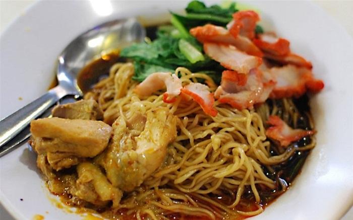 Mỳ xào Penang nhìn là mê