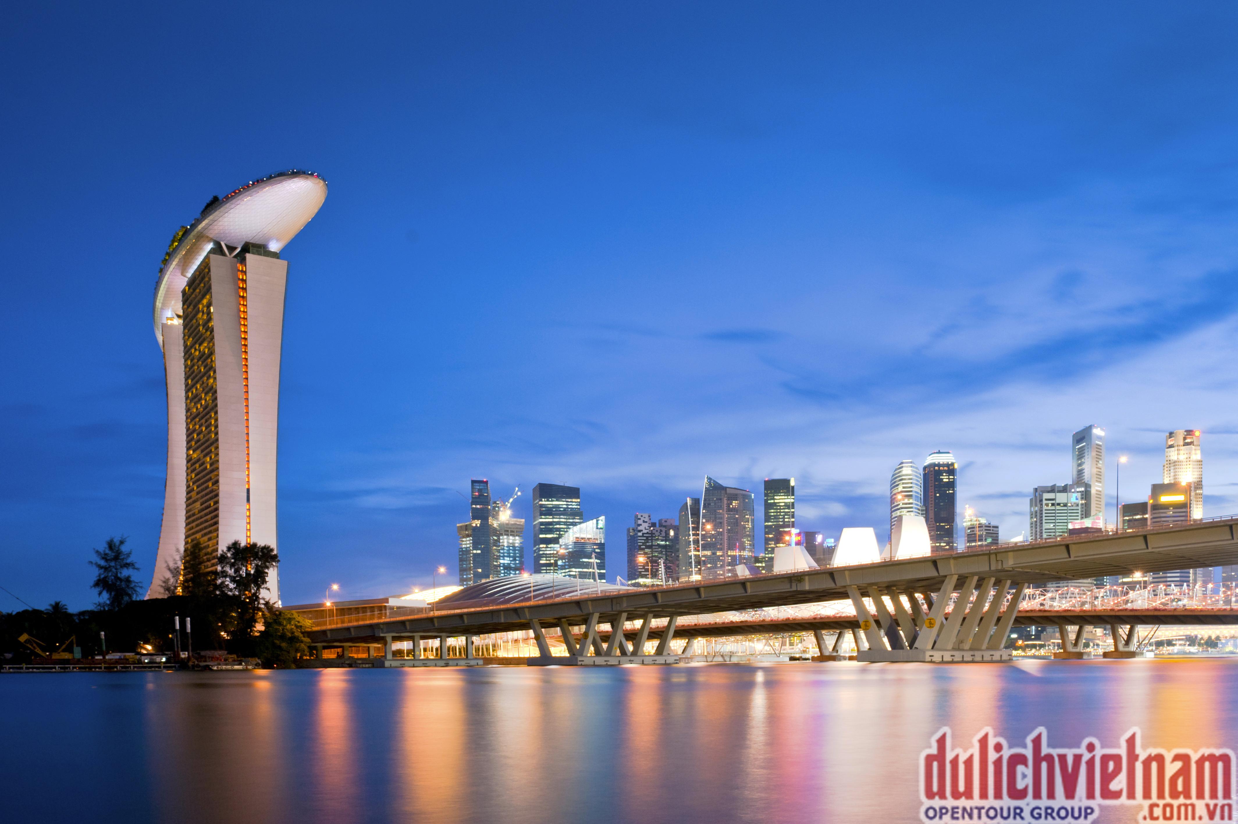 Vịnh Marina Singapore