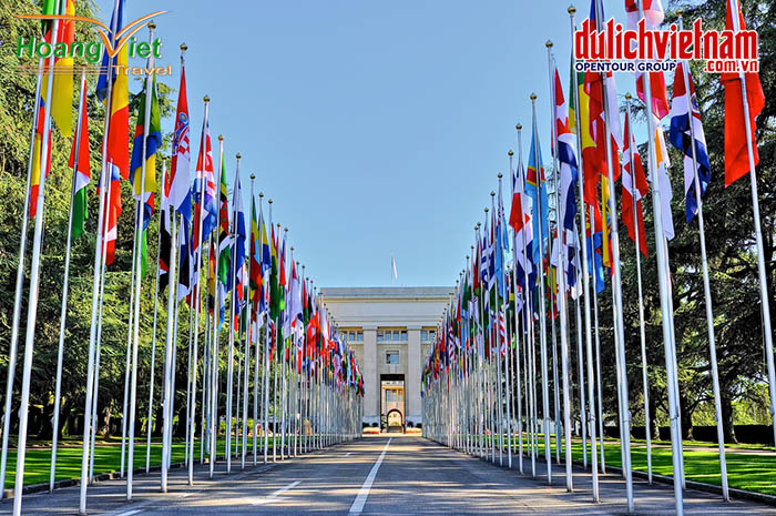 Palace of Nations: