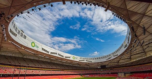 Kết quả hình ảnh cho Sân vận động Olympic bắc kinh
