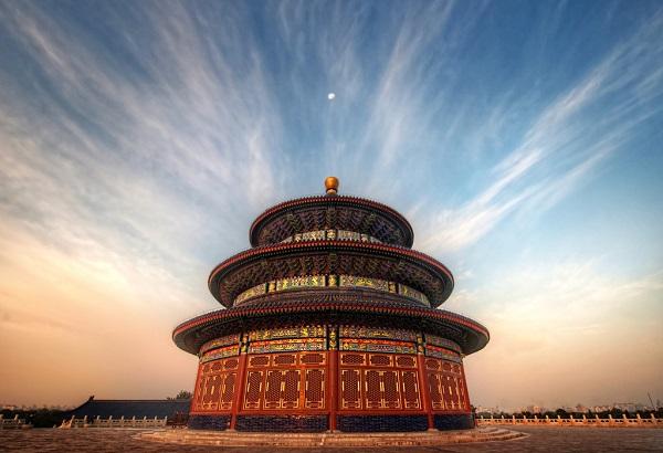 Tham Quan Đàn Thờ Trời giữa thủ đô Bắc Kinh Trung Quốc