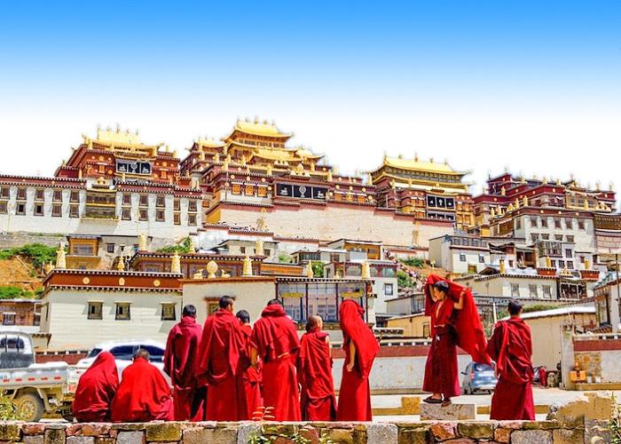 Đền Songzanlin