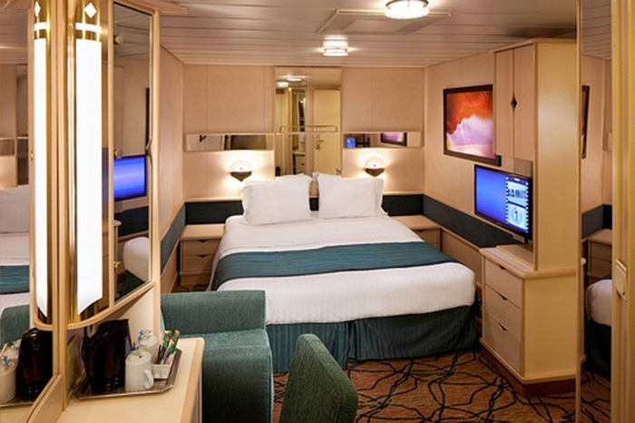 Phòng Interior Stateroom