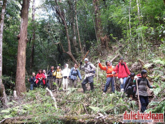 Hành trình leo núi Fansipan
