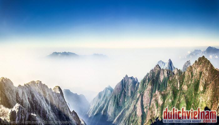 Vẻ đẹp đỉnh Fansipan