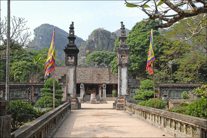 Đền thờ Vua Đinh Tiên Hoàng