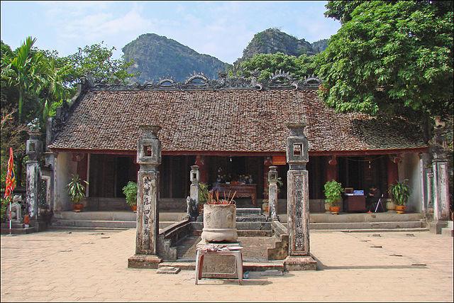 Đền thờ vua Lê Đại Hành