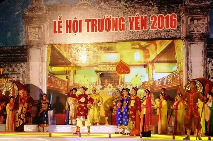 Lễ hội Trường Yên