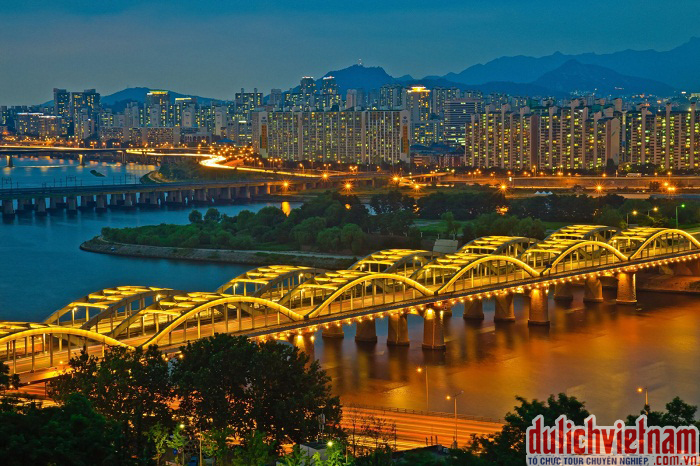 Du lịch Hàn Quốc - Seoul