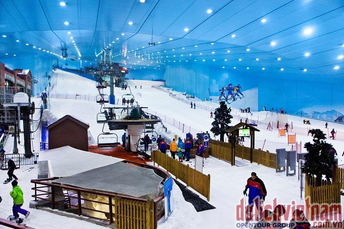 Khu trượt tuyết Hàn Quốc