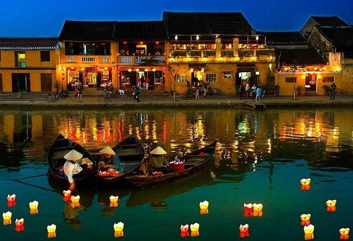 Tour du lịch Đà Nẵng Hội An 4 ngày hấp dẫn du khách