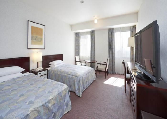 Phòng ngủ dành cho khách du lịch Nhật Bản