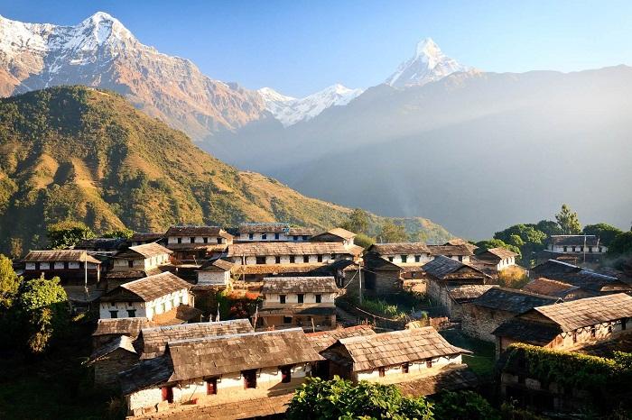 Nepal - Đất nước yên bình