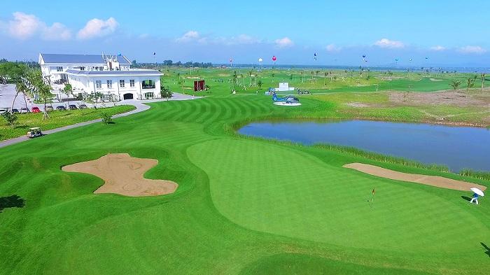 Sân Golf của FLC Sầm Sơn Resort được các chuyên gia đánh giá rất cao