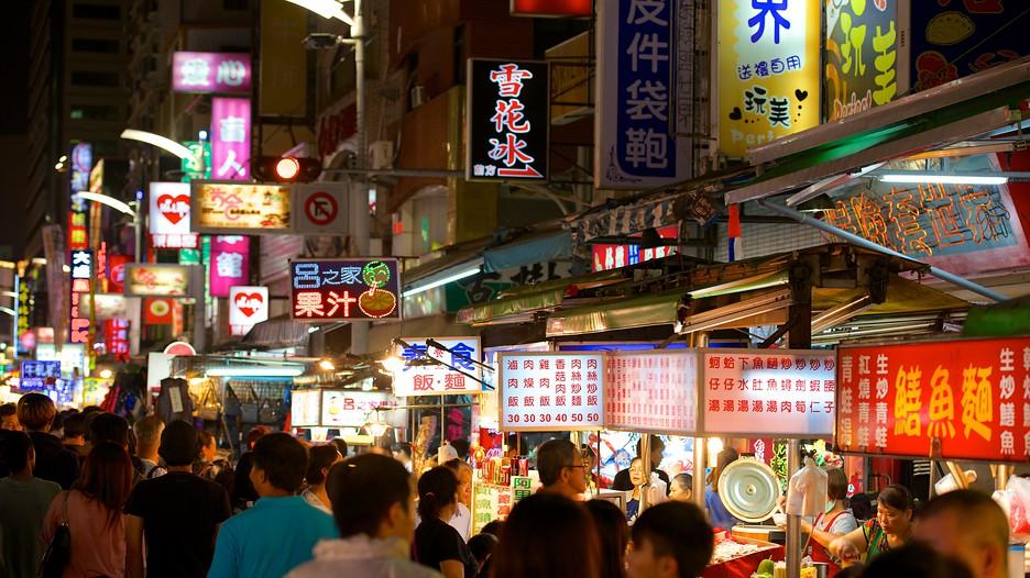Chợ Đêm Lục Hợp Đài Loan
