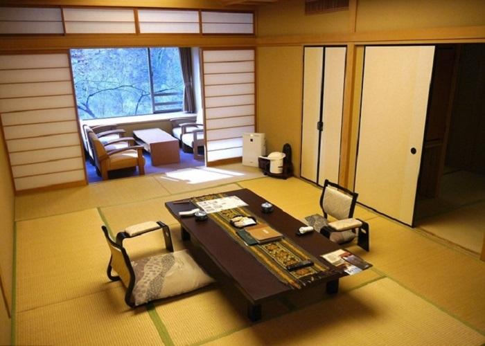 Khách sạn 4* Nhật Bản