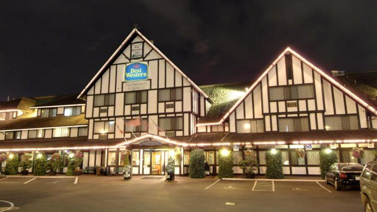Best Western Abercorn in Richmond