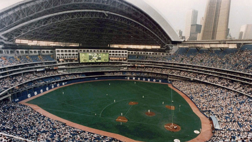 Sân vận động Sky Dome Toronto