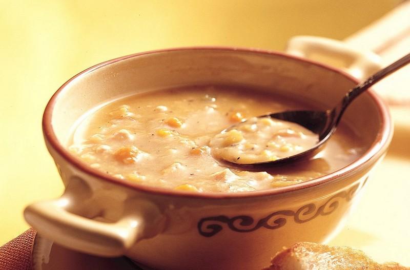 Súp đậu khô đặc sánh
