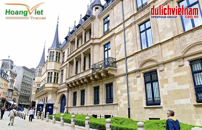 Cung điện Grand Ducal