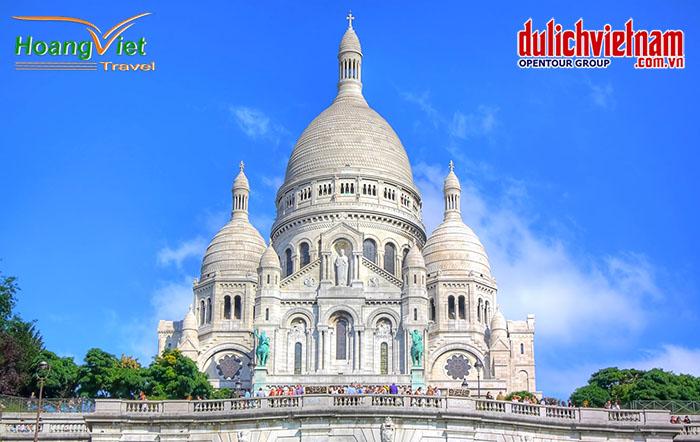 nhà thờ Montmartre