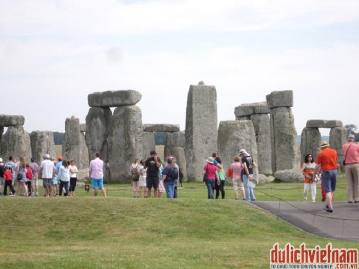 Dãy đá Stonehenge