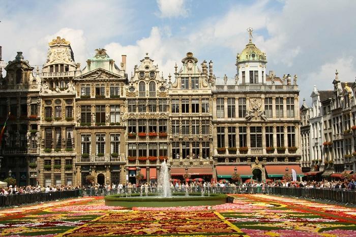 Quảng trường Grand Place