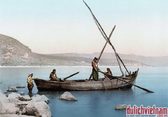 Hồ Galilee là hồ nước ngọt lớn nhất của Israel